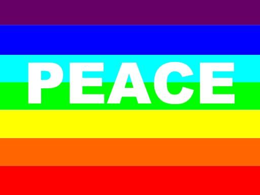 peace-flagge