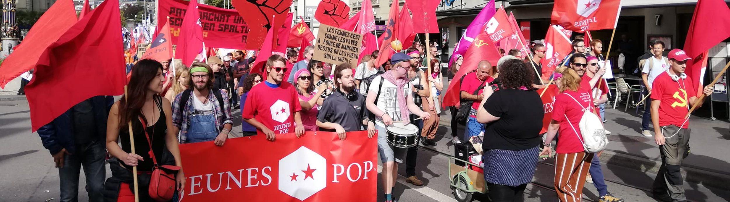 Kommunistische Jugend Schweiz